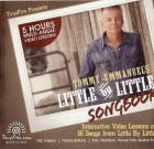 "Tommy Emmanuel – ""Little By Little"" Songbook – Interactive CD-ROM Video Instruction (2011)"