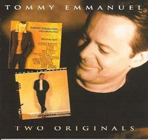 tommy emmanuel collaboration can t get enough two cd set 1996 1998 certified. Black Bedroom Furniture Sets. Home Design Ideas