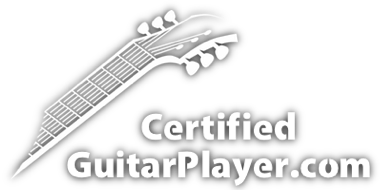 Certified Guitar Player | CPR Entertainment