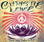 "Christie Lenée ""Give and Take In"" EP (2014)"