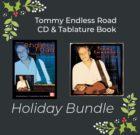 Tommy Emmanuel Endless Road CD & Tablature Book