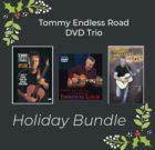 Tommy Emmanuel DVD Trio Holiday Bundle
